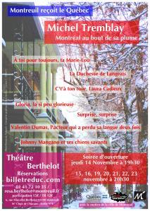 affiche Montreuil