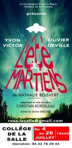 L'Eté des Martiens Avignon 2015